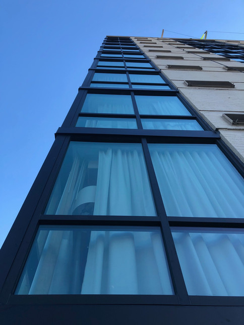 Marriott Hotel Window Replacement After