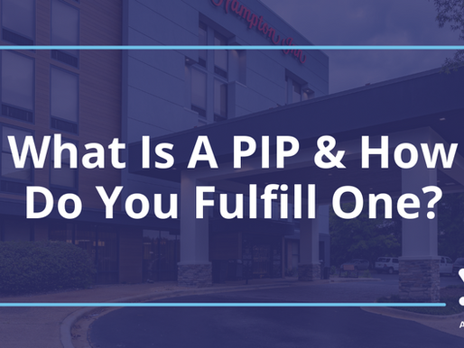 What Is A Hotel PIP & How Do You Fulfill One?