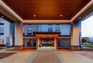 hospitality renovation services porte cochere renovation services