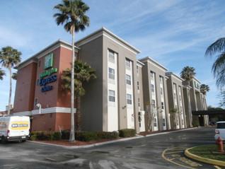 Holiday Inn Exterior Hotel Renovation After