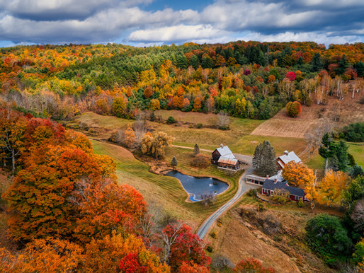 10 of the Best Places to See Fall Foliage in the United States 2021