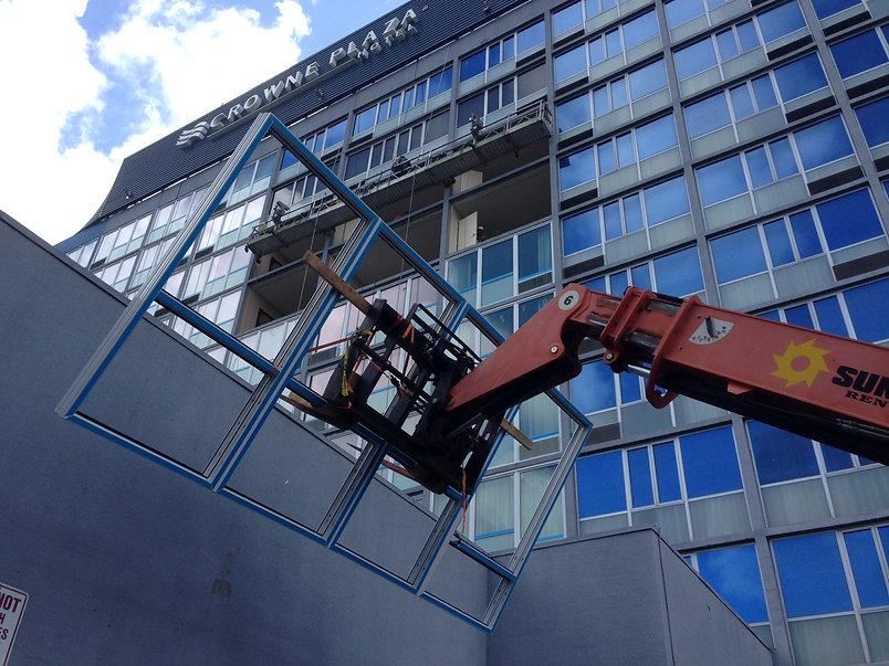 energy efficient windows hotel