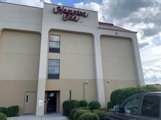 Hampton Inn Before Hotel Renovation in Santee, South Carolina