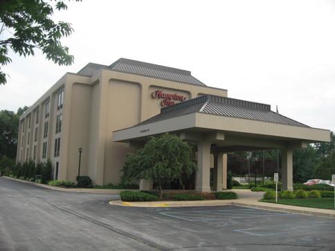 Comfort Inn Brand Conversion Hotel Renovation