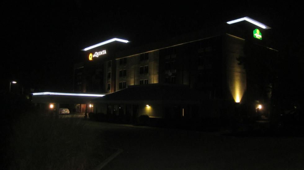 La Quinta Exterior Hotel Renovation After
