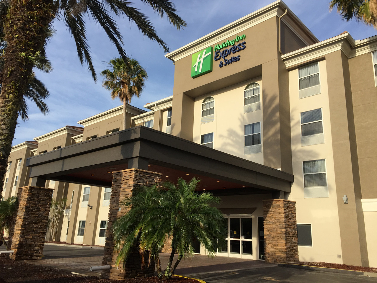 Holiday Inn Exterior Hotel Renovation After