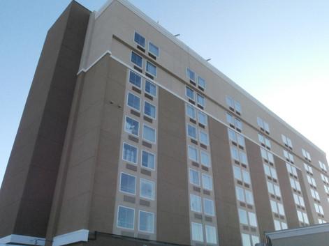 Exterior Hotel Renovation - After