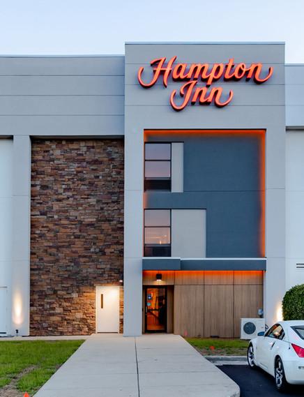 After Hampton Inn Hotel Renovation in Santee, South Carolina