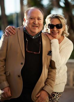 Fernando Esteso y Beatriz Baron
