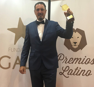 ALFREDO CONTRERAS WINS AWARD OF BEST DIRECTOR 2018