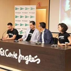 LUCES PRESS CONFERENCE