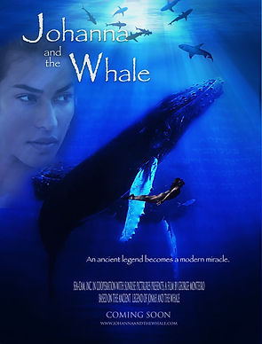Feature Film Johanna and the Whale by George Monteiro