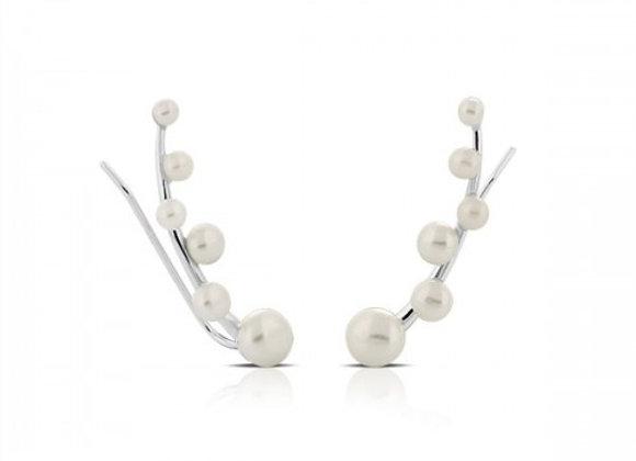 king silver ear cuffs