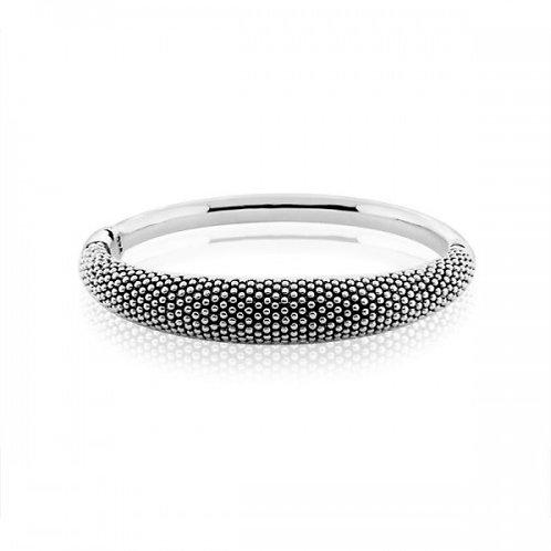dotty zilveren armband