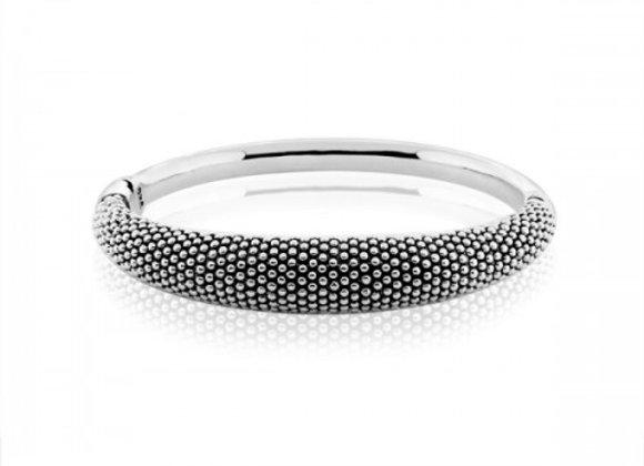 dotty silver bracelet