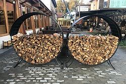 дровник на заказ хранение дров