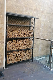 дровник хранение дров дровница на заказ
