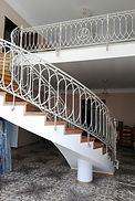 перила лестница ковка на заказ москва московская область