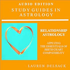 Astrology Audiobook Relationship Astrology by Astrologer Lauren Delsack