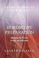 Astrology eBook: Horoscope Preparation by Astrologer Lauren Delsack