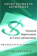 Astrology eBook Financial Improvement Career Advancement by Astrologer Lauren Delsack