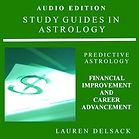 Astrology Audiobook Financial Improvement Career Advancement by Astrologer Lauren Delsack