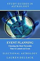 Astrology eBook Event Planning by Astrologer Lauren Delsack