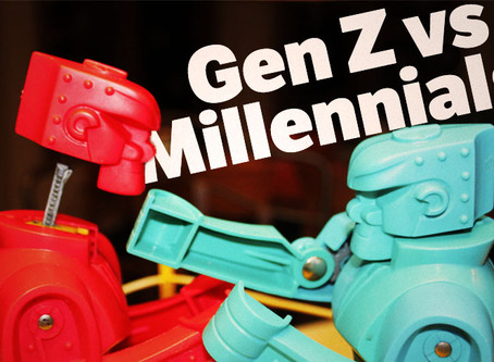 Unlike Millennials: 5 ways Gen Z differs from Gen Y [infographics and slideshares]
