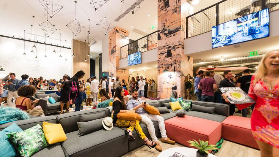 Property Markets Group Says Future Of Co-Living Is Posh But Pet-Friendly, With Cocktail Service