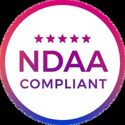 NDAA Compliance!