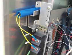 Securing Cabinet Fiber