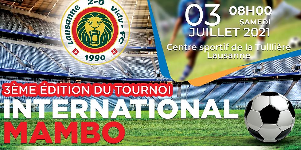 Tournoi MAMBO 2021