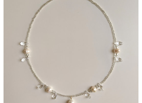 Anna's Crystal Necklace