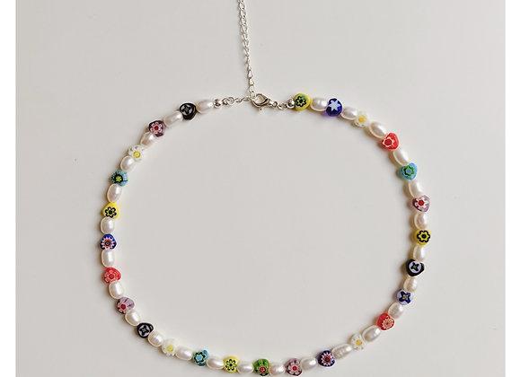 Hippy Retro Necklace