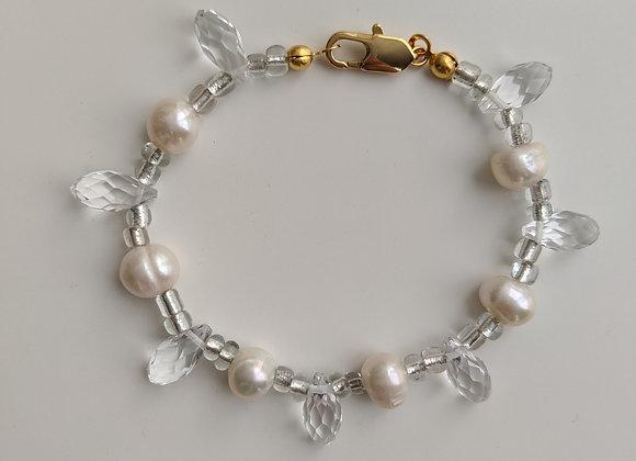 Anna's Crystal Bracelet