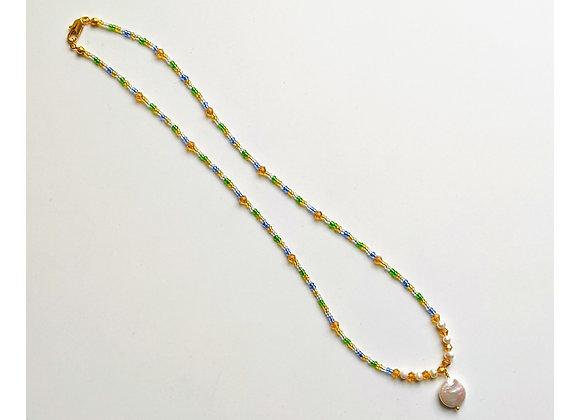 Venus's Aurora Necklace