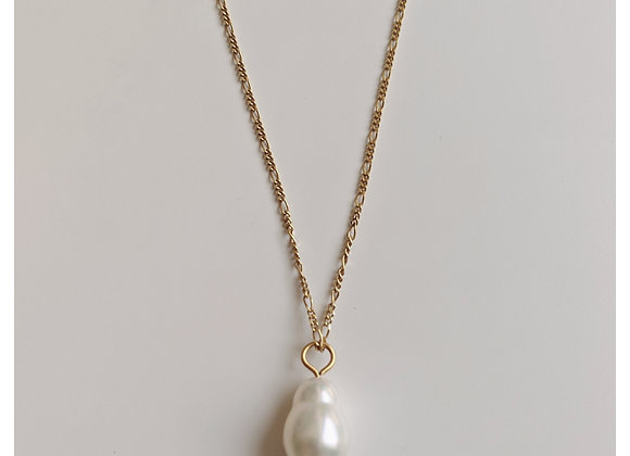 Vermeil Figaro Classic Pearl Necklace
