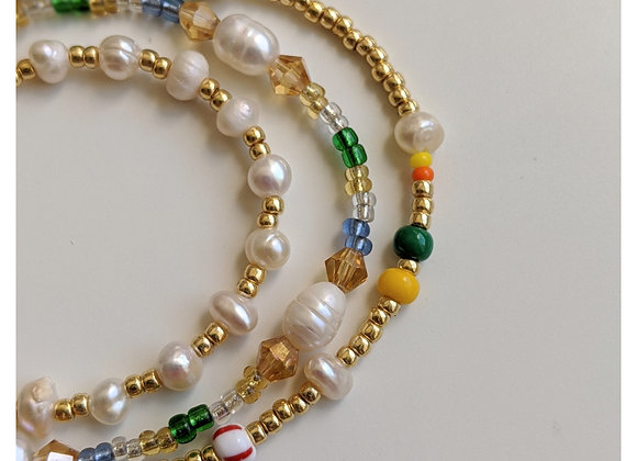 Trio Bracelet Set