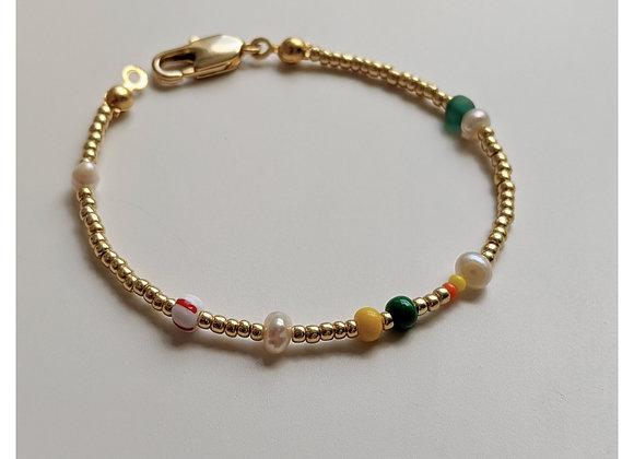 Perfectly Unbalanced Bracelet