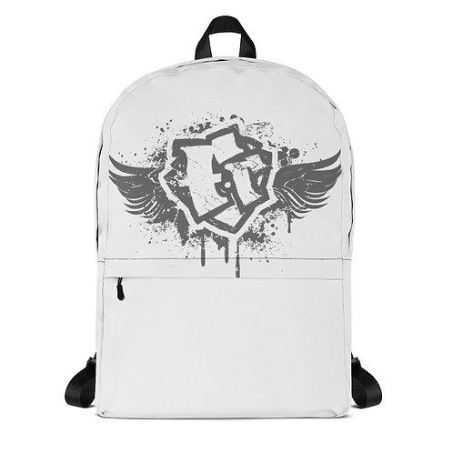 Grunge Wing Backpack