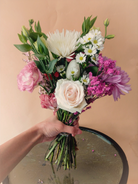 Fresh and Light - Small Hand-Tied Weekend Bouquet