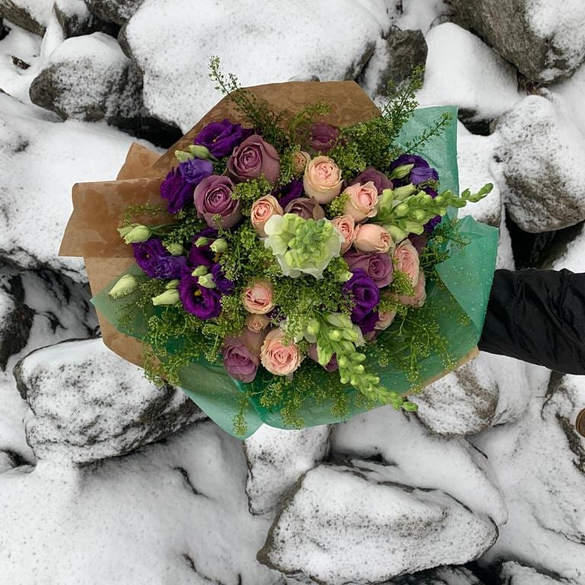 Large Hand-tied - Birthday Bouquet Designers Choice