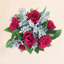 Sweet Rose Valentine Bouquet
