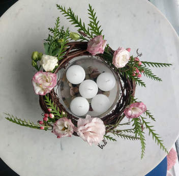 Floating Candle Decoration