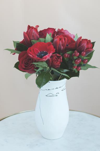 Designers Choice - Valentine Large Vase