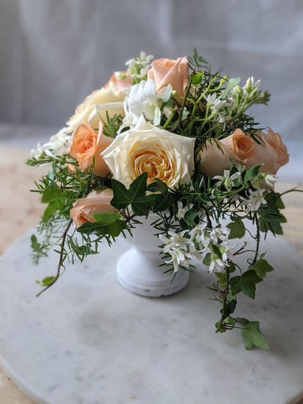 30th Anniversary Compote - Bridal Bouquet Inspired