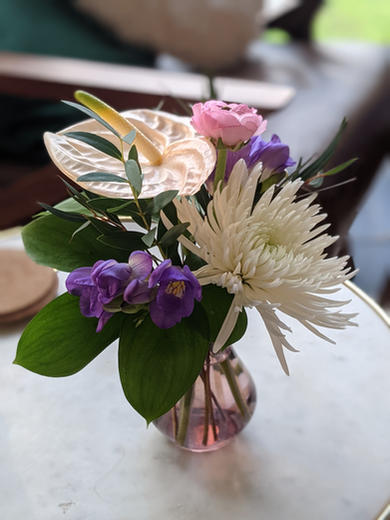 Surprise Bud Vase - Congratulations Gift