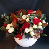Grand Christmas - Vase Arrangement