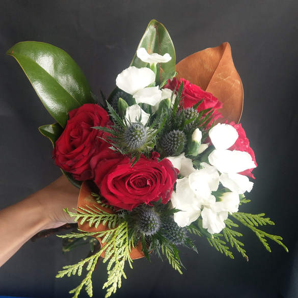 Holiday Hand-tied - Small