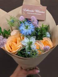 Weekend Fresh Flower Bouquet